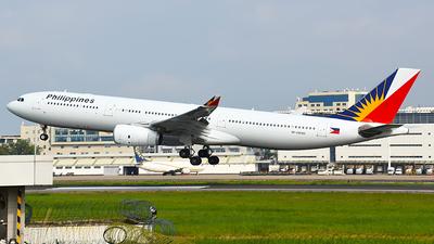 RP-C8789 - Airbus A330-343 - Philippine Airlines