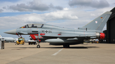 30-04 - Eurofighter Typhoon EF2000(T) - Germany - Air Force