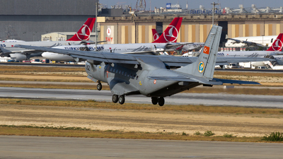 91-052 - CASA CN-235M-100 - Turkey - Air Force