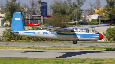 CC-KWK - Let L-13 Blanik - Private