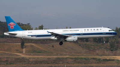 A picture of B6265 - Airbus A321231 - China Southern Airlines - © baobao723