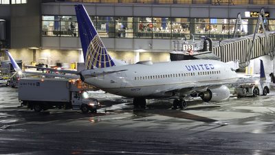 A picture of N39728 - Boeing 737724 - United Airlines - © Xiamen Air 849 Heavy