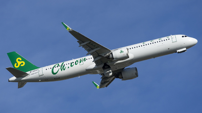B-324Y - Airbus A321-253NX - Spring Airlines