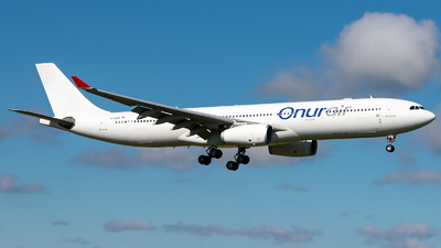 A picture of TCOCS - Airbus A330343 - Onur Air - © GoldenWingPix