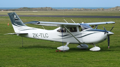ZK-TLC - Cessna 182T Skylane - Private