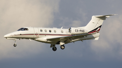 A picture of CSPHO - Embraer Phenom 300 - NetJets Europe - © Rafal Pruszkowski