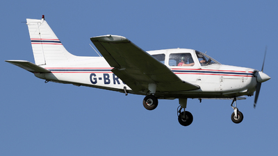 G-BRJV - Piper PA-28-161 Cadet - Private