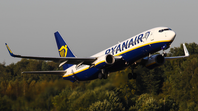 A picture of EIDWL - Boeing 7378AS - Ryanair - © C. v. Grinsven