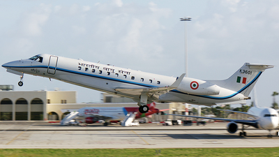 K3601 - Embraer ERJ-135BJ Legacy - India - Air Force