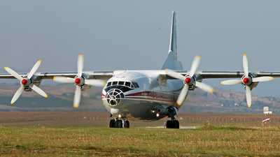 UR-CAH - Antonov An-12BK - Ukraine Air Alliance (UAA)