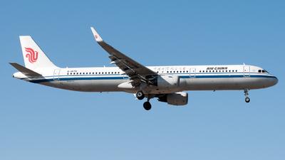B-1876 - Airbus A321-213 - Air China