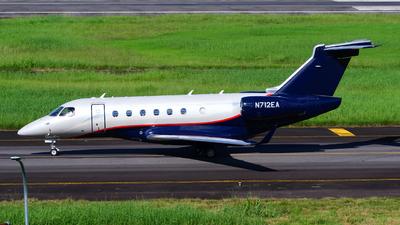 N712EA - Embraer EMB-550 Legacy 500 - Private