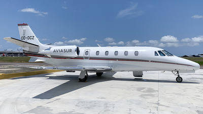 CC-DCZ - Cessna 560XL Citation Excel - Aviasur