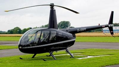 G-GSPY - Robinson R44 Raven II - Private