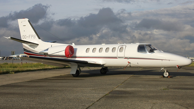OO-FPB - Cessna 550 Citation II - Flying Service