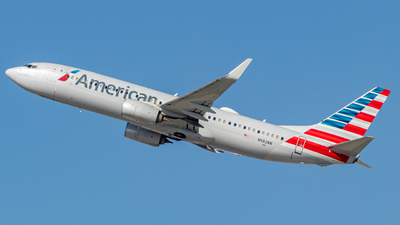 N982NN - Boeing 737-823 - American Airlines