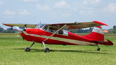 N4433B - Cessna 170B - Private