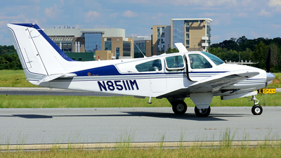 N8511M - Beechcraft 95-A55 Baron - Private
