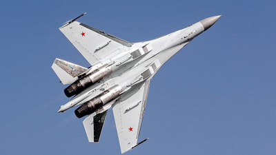 08 - Sukhoi Su-35 Super Flanker - Russia - Air Force