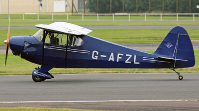 A picture of GAFZL - Porterfield CP65 Collegiate - [581] - © Stephen Duquemin