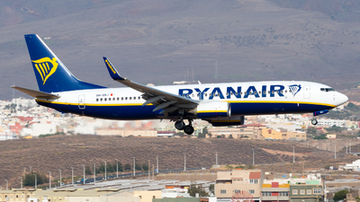 9H-QBJ - Boeing 737-8AS - Ryanair (Malta Air)