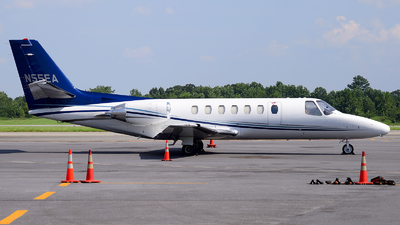 N55EA - Cessna 560 Citation V - Private