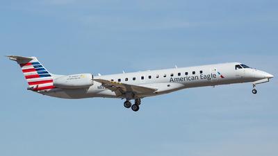 N855AE - Embraer ERJ-140LR - American Eagle (Envoy Air)