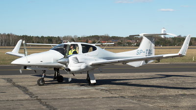 SP-TRL - Diamond DA-42 Twin Star - Private