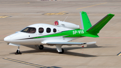 SP-VIS - Cirrus Vision SF50 G2 - Private