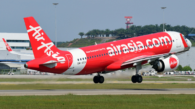 A picture of 9MAGV - Airbus A320251N - AirAsia - © flee