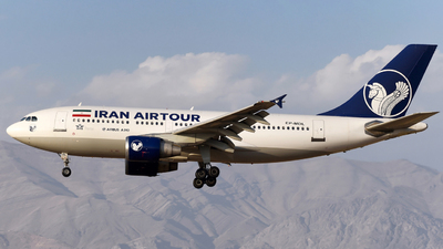 EP-MDL - Airbus A310-325 - Iran Air Tours