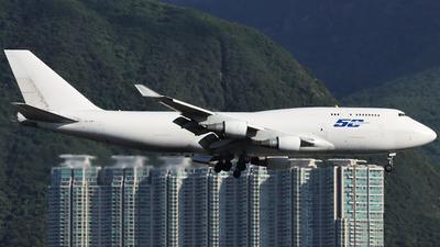 VQ-BWT - Boeing 747-412(BCF) - Longtail Aviation