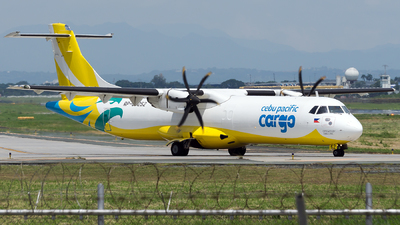 RP-C7252 - ATR 72-212A(500)(F) - Cebu Pacific Air