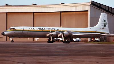 EI-BGO - Canadair CL-44 - Aer Turas