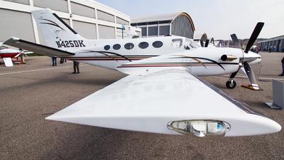 N425DK - Cessna 425 Conquest I - Private