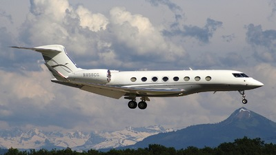 N858CG - Gulfstream G650ER - Private