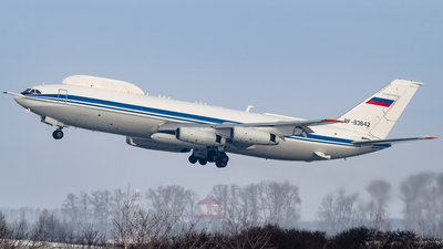 RF-93642 - Ilyushin IL-80VKP - Russia - Air Force
