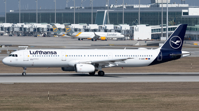 A picture of DAIDE - Airbus A321231 - Lufthansa - © Thomas Ernst