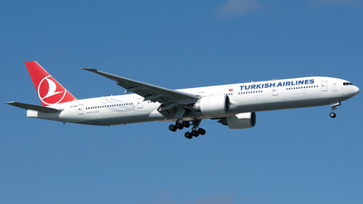 TC-JJK - Boeing 777-3F2ER - Turkish Airlines