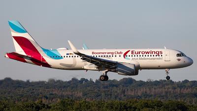 A picture of DAEWM - Airbus A320214 - Eurowings - © Markus Altmann