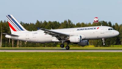 F-HZFM - Airbus A320-214 - Air France