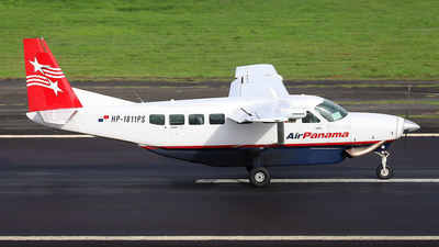 HP-1811PS - Cessna 208B Grand Caravan EX - Air Panama