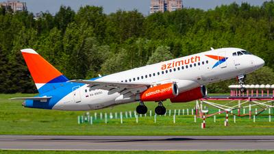 A picture of RA89093 - Sukhoi Superjet 10095LR - Azimuth - © OSP