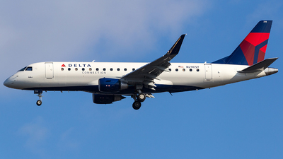 N290SY - Embraer 170-200LL - Delta Connection (SkyWest Airlines)