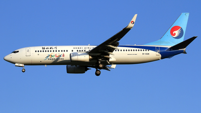 B-1328 - Boeing 737-8LW - Hebei Airlines