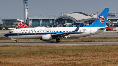 B-1980 - Boeing 737-86N - China Southern Airlines