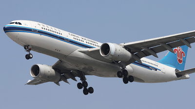 B-6077 - Airbus A330-243 - China Southern Airlines