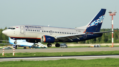 VP-BKU - Boeing 737-505 - Nordavia Regional Airlines