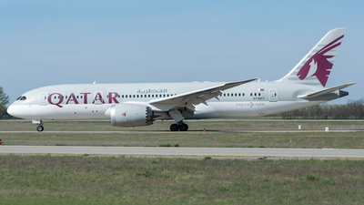 A picture of A7BCT - Boeing 7878 Dreamliner - Qatar Airways - © zsoltiforgacs
