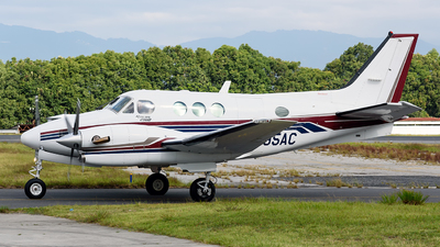 N895AC - Beechcraft C90B King Air - Private